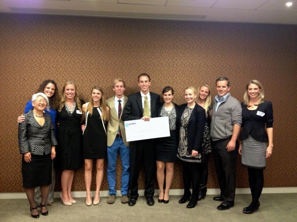 The Social Enterprise Competition Finalists!