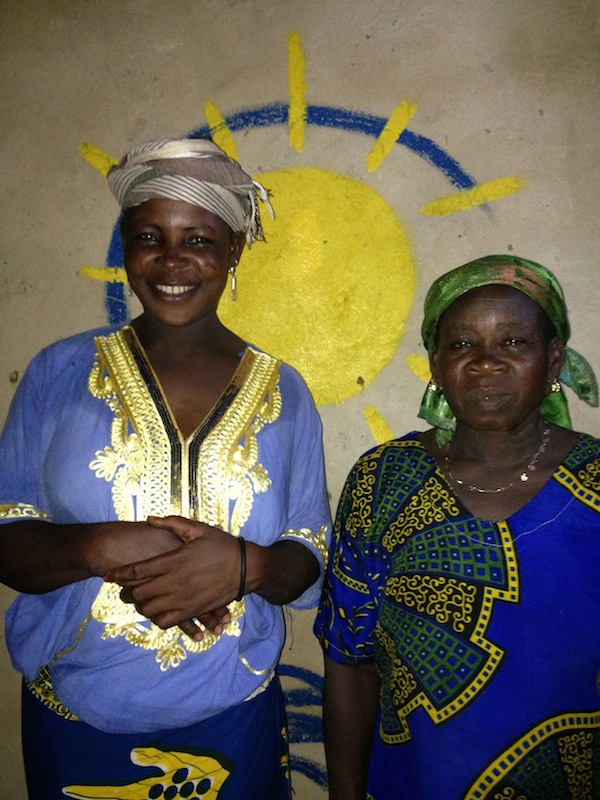 Salima and Abiba