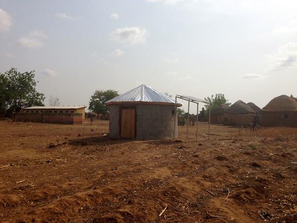Solar center in KV