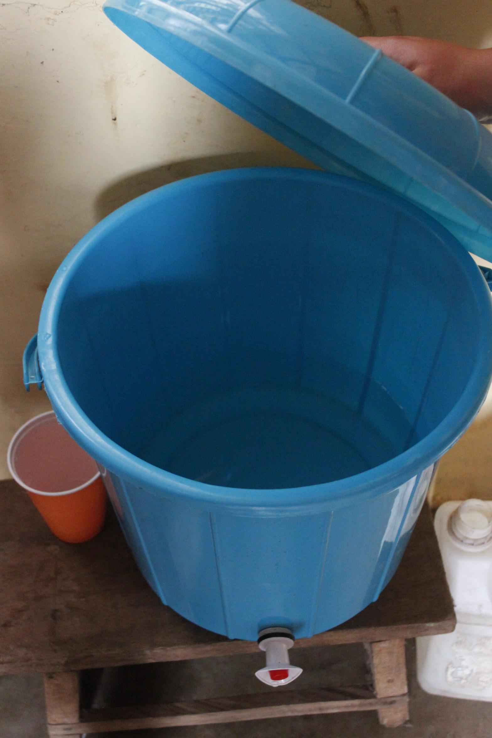 Clean water!