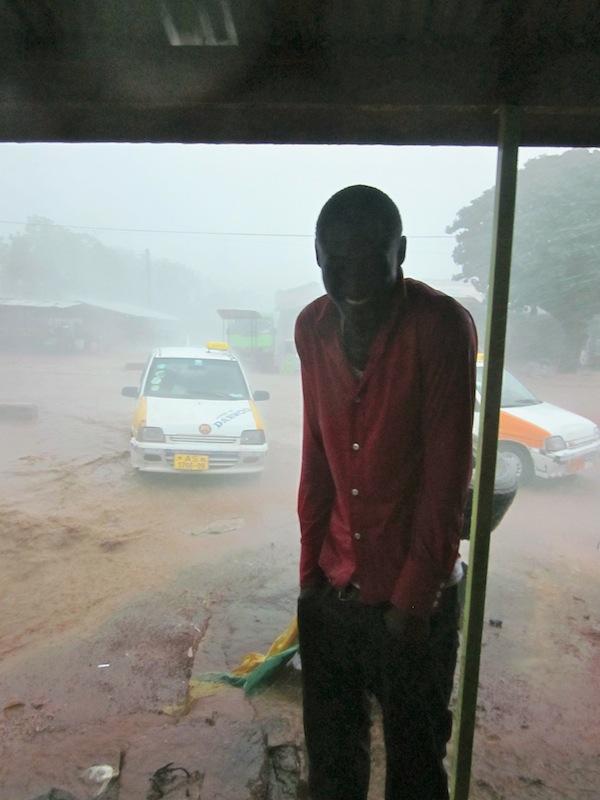Crazy storm!