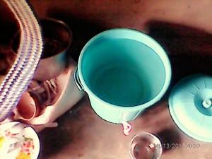 Clean water in Tunga