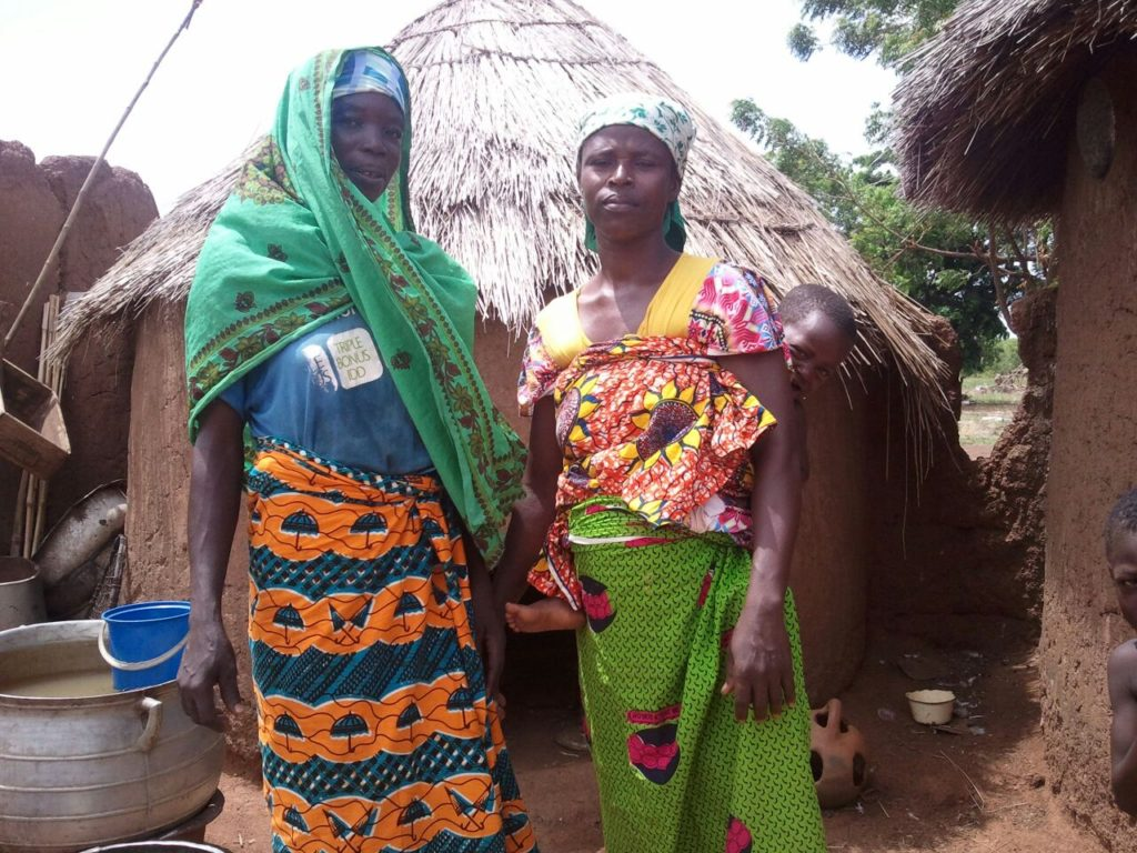 Arishetu and Dahiyatu, entrepreneurs in Tindan I